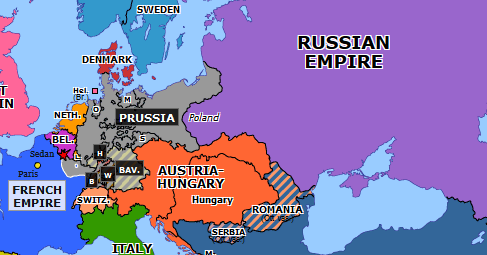 Outbreak of the Franco-Prussian War