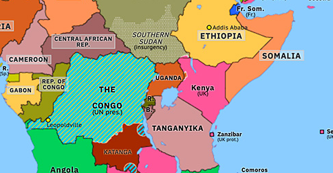 Independence in East Africa