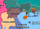Asia Pacific 1940: Japanese invasion of French Indochina