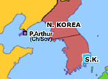 East Asia 1950: Korean War