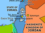 Eastern Mediterranean 2000: Second Intifada