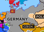 Europe 1919: January Revolt in Germany