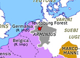 Europe 9: Battle of the Teutoburg Forest