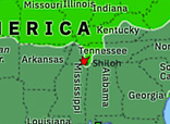 North America 1862: Battle of Shiloh