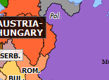 Northern Eurasia 1914: Outbreak of the Great War