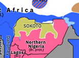 Sub-Saharan Africa 1903: Pacification of Northern Nigeria