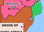 Sub-Saharan Africa 1940: World War II and the Fall of France
