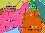 Southern Asia 1944: Battle of Imphal-Kohima